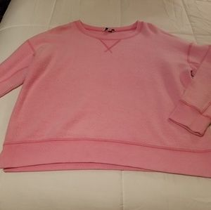 American Eagle 'inside out'  sweatshirt